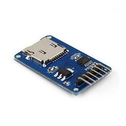 Lettore MicroSD card