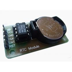 Modulo RTC DS1302 con batteria cr2032