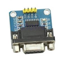 Convertitore da seriale RS232 a TTL